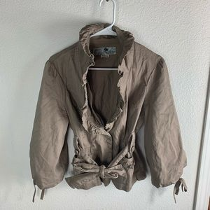 Jolt Blazer XL Brown